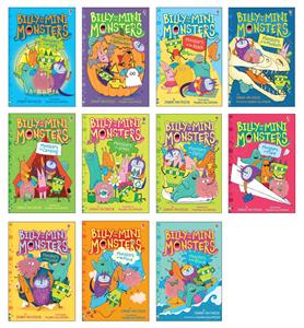 Picture of Billy and the Mini Monsters Library Collection (11)