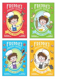 Picture of Freddie's Amazing Bakery Complete Library Collection (4)